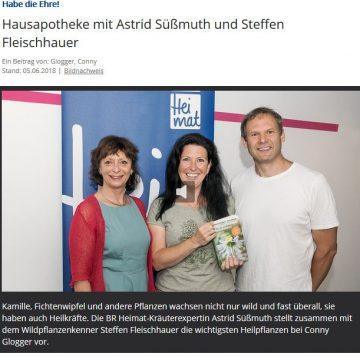 Heilpflanzen mit Steffen und Astrid – im Radio und als Podcast.