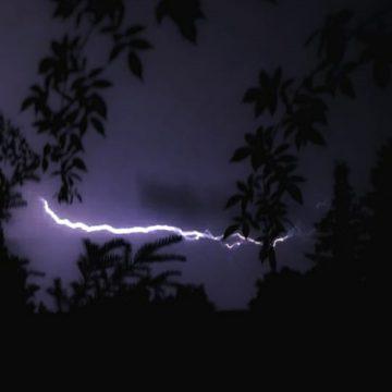 Gewittersturm zur Sonnwendnacht!